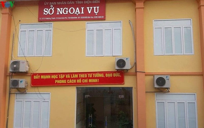 Ky luat Giam doc va Pho Giam doc So Ngoai vu Dien Bien