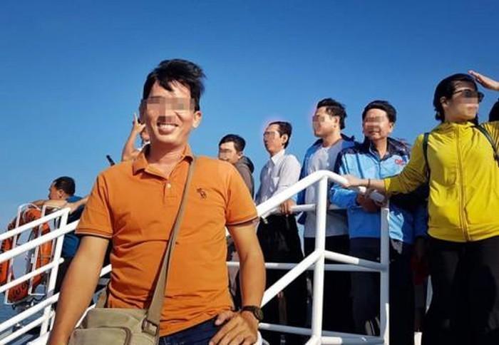 Vu hon 30 hieu truong di hoi nghi 'ao' o Con Dao: Giam doc So GD&DT tinh Soc Trang len tieng