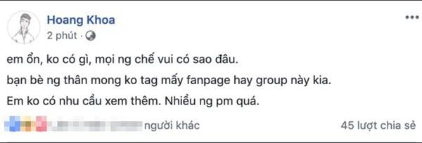 Dong trang thai bon cot cua MC Phan Anh ve vu viec hotgirl Ha thanh lo clip nong no ra lan song chi trich du doi-Hinh-5