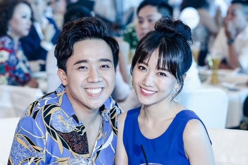 Hari Won lan dau he lo su that ve ly do ket hon voi Tran Thanh