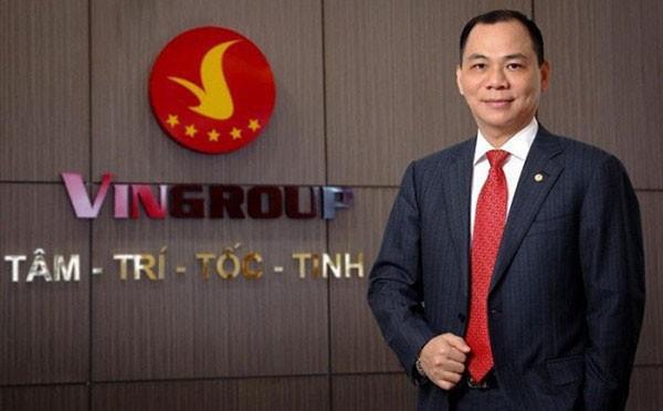 Muc tieu thu ve 400 ty/ngay, Vingroup duoc Forbes nang hang-Hinh-2