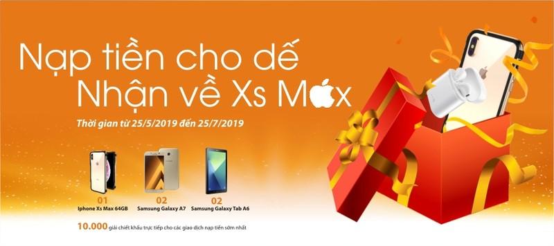 Trung iPhone XS Max khi dung ngan hang dien tu SHB-Hinh-2