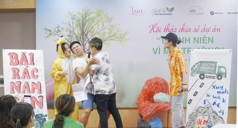 "Quy Vi tam voc Viet to chuc hoi thao ""Thanh nien vi moi truong""-Hinh-2"