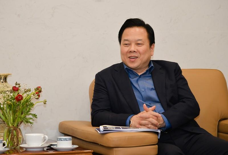 "Chu tich Nguyen Hoang Anh: ""Dung hieu qua von nha nuoc, khong ne tranh trach nhiem"""