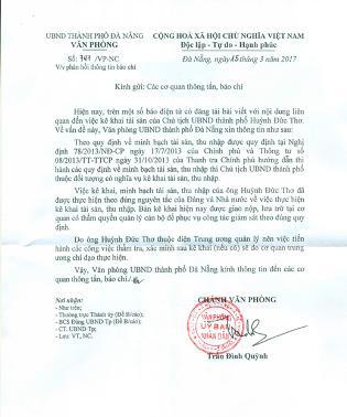 Nhung on ao lien quan den Chu tich Da Nang Huynh Duc Tho-Hinh-3