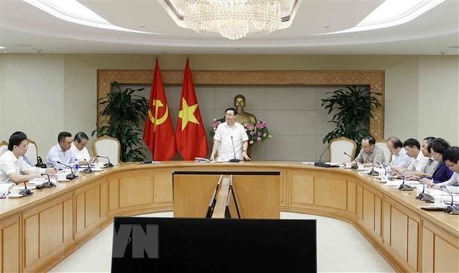 Xu ly 12 du an yeu kem nganh Cong Thuong dung co che thi truong