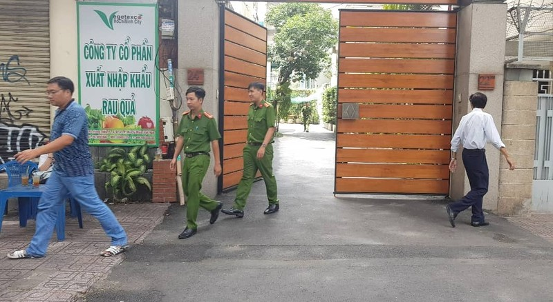 Ly do nguyen Tong giam doc SAGRI Le Tan Hung bi bat giam, khoi to