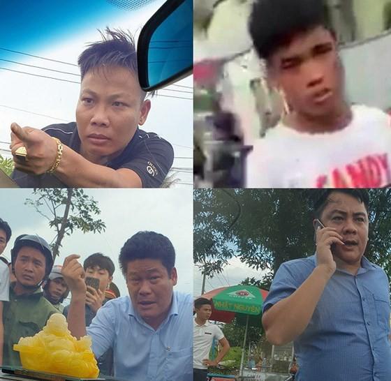 Lien quan giang ho chan xe cong an Dong Nai, 3 cap ta bi chuyen cong tac