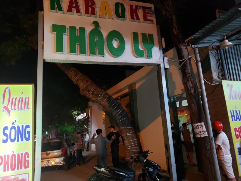 Cong an Dong Nai dot kich quan karaoke phat hien nhieu