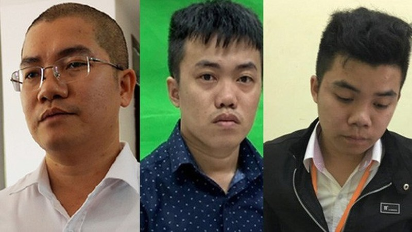 Vu an tai Cong ty Alibaba cua Nguyen Thai Luyen: Hon 3.300 nan nhan to cao