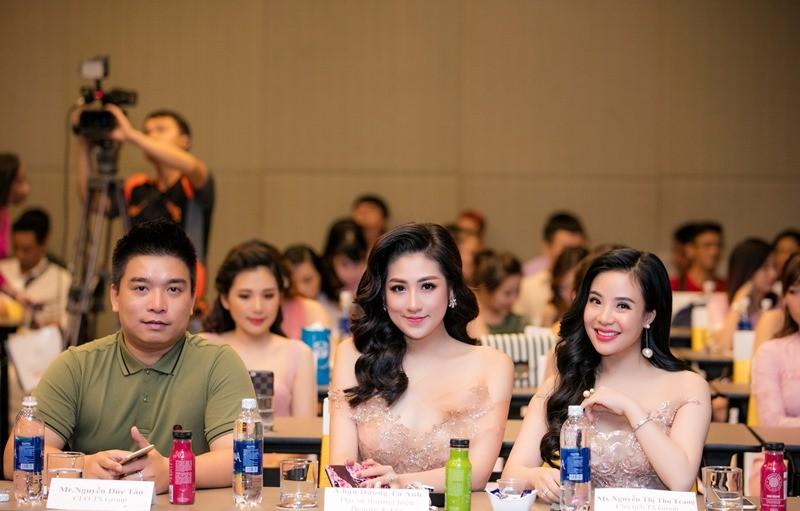 CEO Nguyen Duc Tan co vai tro the nao trong TS Group?