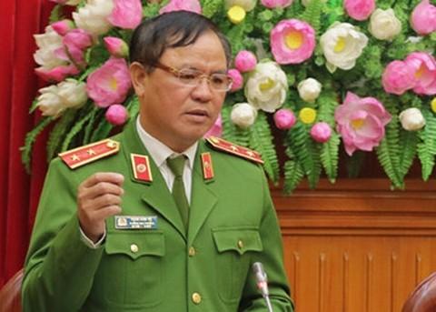 Trung tuong Tran Van Ve: Khong bo chung minh nhan dan