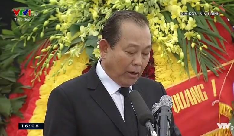 Chu tich nuoc Tran Dai Quang da an nghi tai que nha