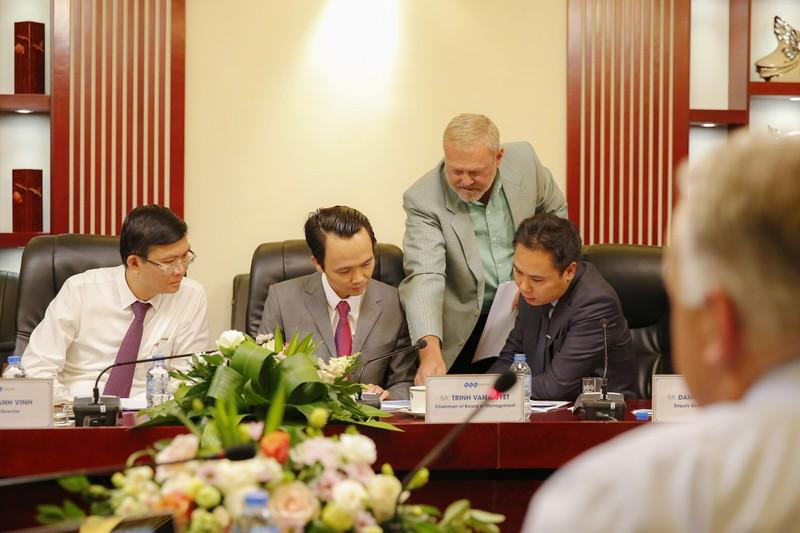 FLC dam phan voi Boeing de mua 15 may bay cho Bamboo Airways