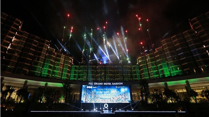 Tap doan FLC chinh thuc khai truong FLC Grand Hotel Samson-Hinh-5