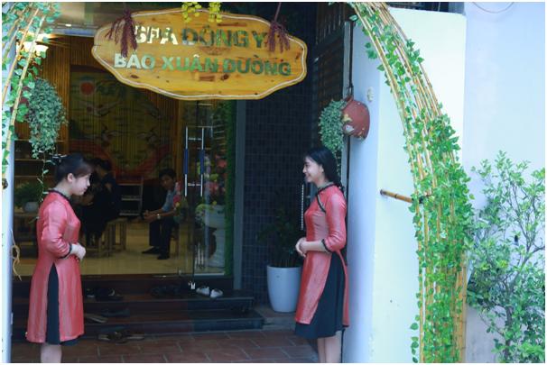 Spa dong y Bao Xuan Duong: Dan dau xu the tri mun bang dong y tai Viet Nam