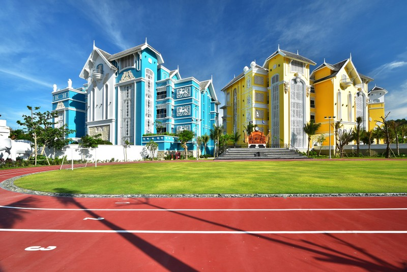 JW Marriott Phu Quoc Emerald Bay dang cai le trao giai World Traverl Awards 2017 va World Spa Awards