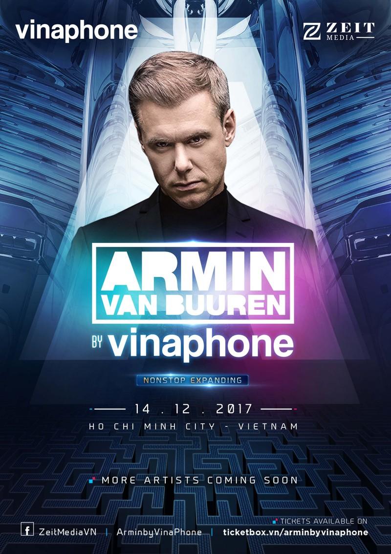 VinaPhone mang huyen thoai nhac Trance tro lai Viet Nam
