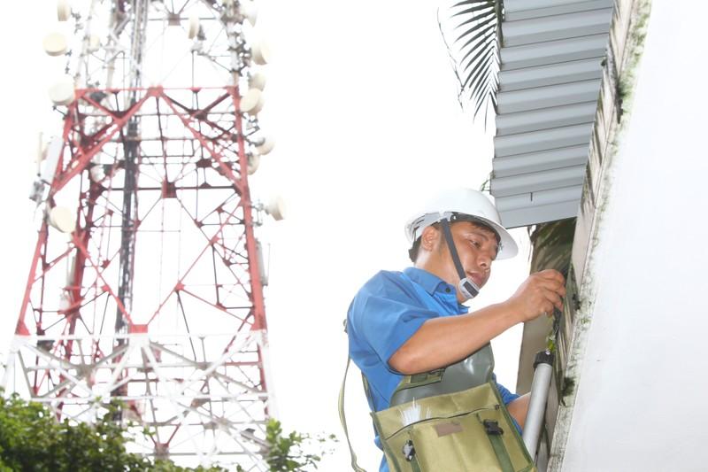 VNPT: 20 nam dong hanh cung Internet Viet Nam