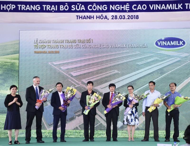 Khanh thanh Trang trai bo sua cong nghe cao Vinamilk tai Thanh Hoa-Hinh-6