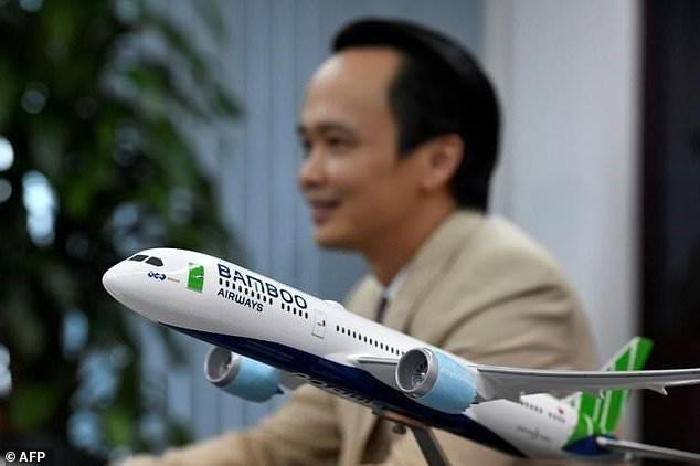 FLC da chuan bi chu dao cho du an Bamboo Airways