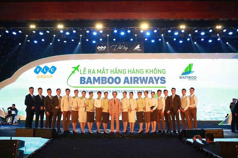 Tap doan FLC chinh thuc ra mat Hang hang khong Bamboo Airways-Hinh-4