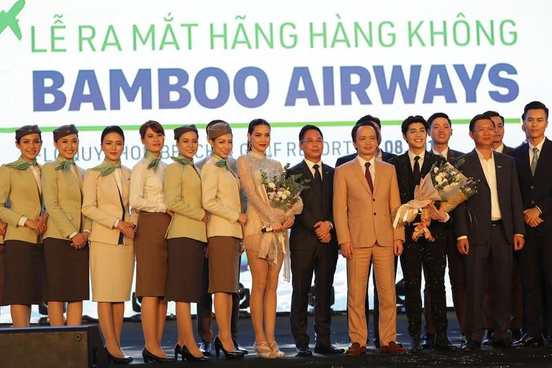 "Dem nhac ""Vut bay"" ra mat Bamboo Airways, thang hoa den phut cuoi-Hinh-2"