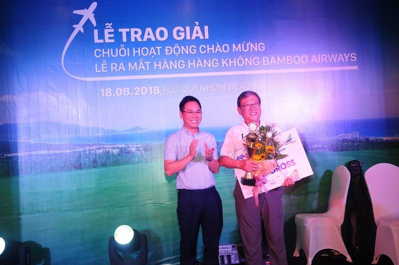 Ron rang chuoi hoat dong ben le chao mung le ra mat Bamboo Airways tai FLC Quy Nhon-Hinh-3