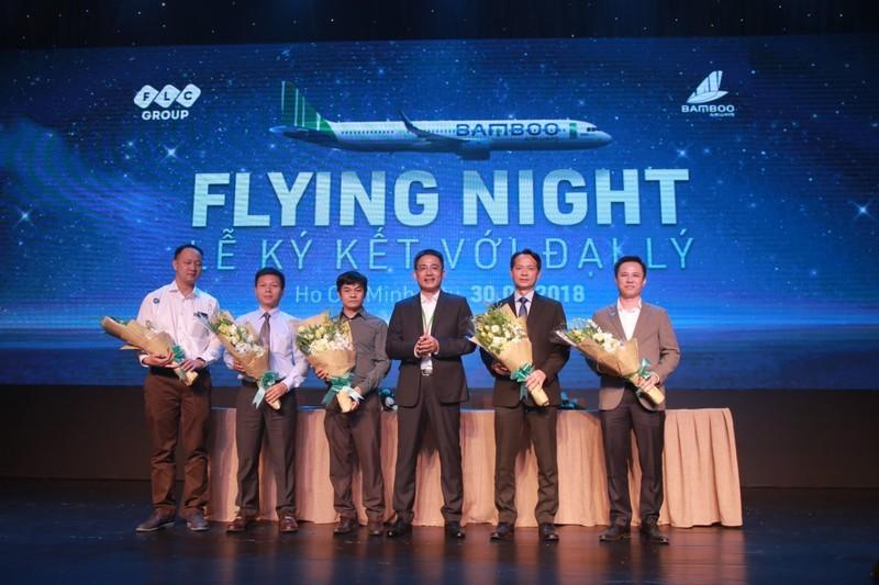 Bamboo Airways do bo TP. HCM, cam ket quyen loi dac biet cho dai ly