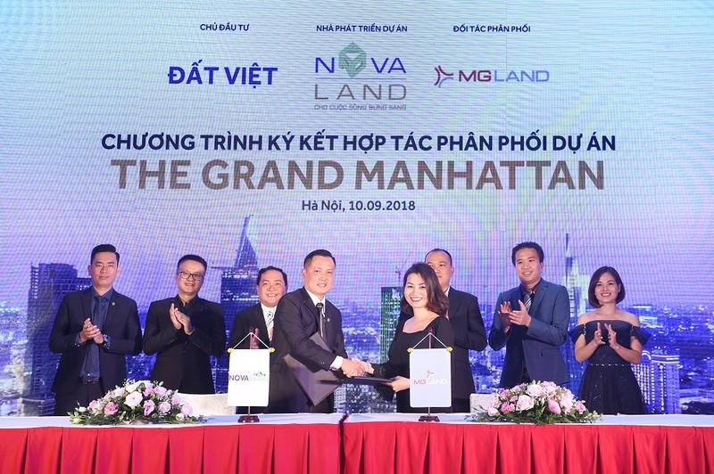 Miland, Tatiland, Mgland phan phoi chinh thuc du an The Grand Manhattan-Hinh-3