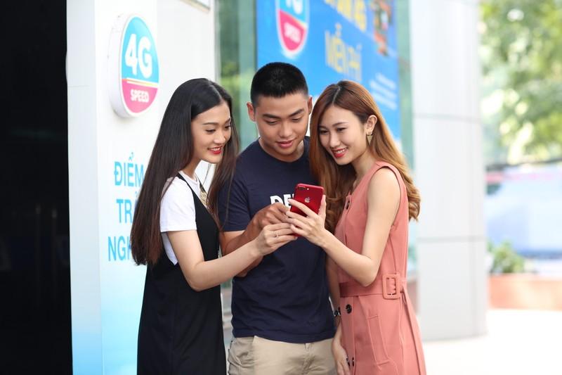VinaPhone nha mang lon dau tien hoan tat viec chuyen doi sim 11 so