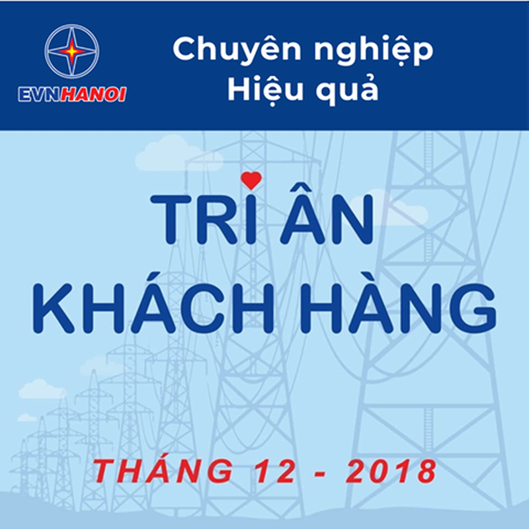 Hoi nghi khach hang EVN HANOI - Noi lang nghe va gan ket