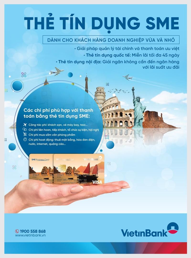 SME Business Card: Giai phap thanh toan va quan ly tai chinh uu viet