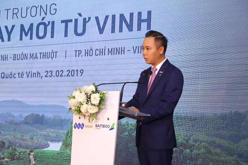Pho Thu tuong Vuong Dinh Hue bay khai truong duong bay moi cua Bamboo Airways toi Vinh-Hinh-3