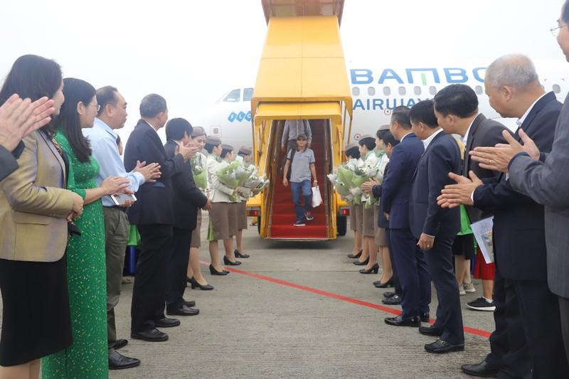 Pho Thu tuong Vuong Dinh Hue bay khai truong duong bay moi cua Bamboo Airways toi Vinh-Hinh-8