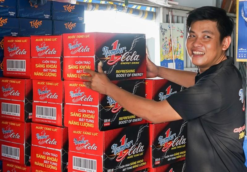 Nuoc tang luc Number 1 Cola chinh thuc ra mat dip he 2019-Hinh-3