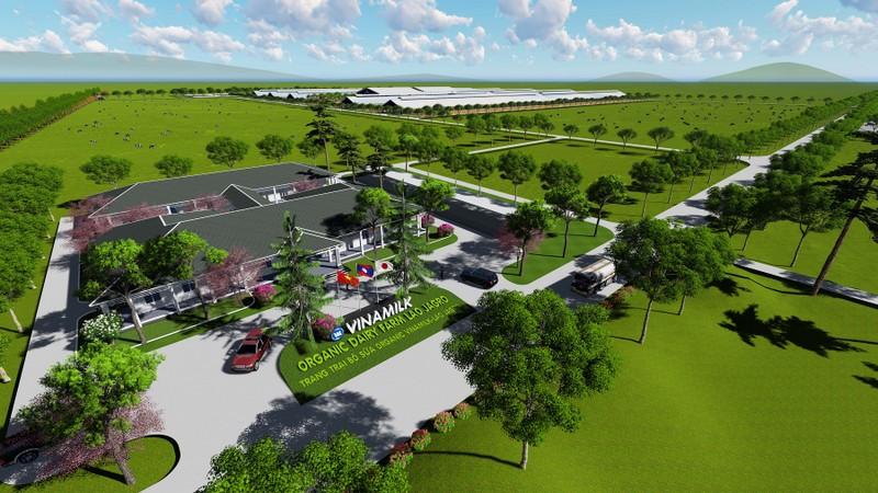 "Vinamillk cung Lao va Nhat xay dung ""Resort"" bo sua Organic-Hinh-4"