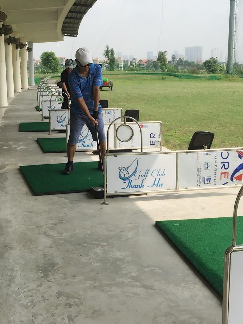 San tap Golf Thanh Ha Muong Thanh: Hien dai va tieu chuan bac nhat Ha Noi-Hinh-3