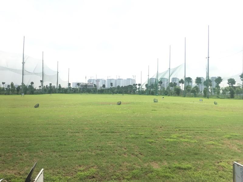 San tap Golf Thanh Ha Muong Thanh: Hien dai va tieu chuan bac nhat Ha Noi