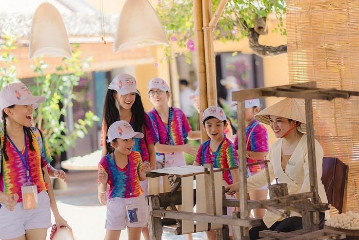 Thieu nhi Quoc te hao huc kham pha Vinpearl Nam Hoi An-Hinh-7