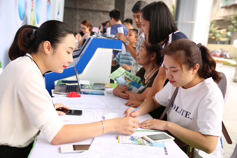 Chen chan mua ve 599k bay ngay thang 6 tai Bamboo Airways Tower 265 Cau Giay-Hinh-2