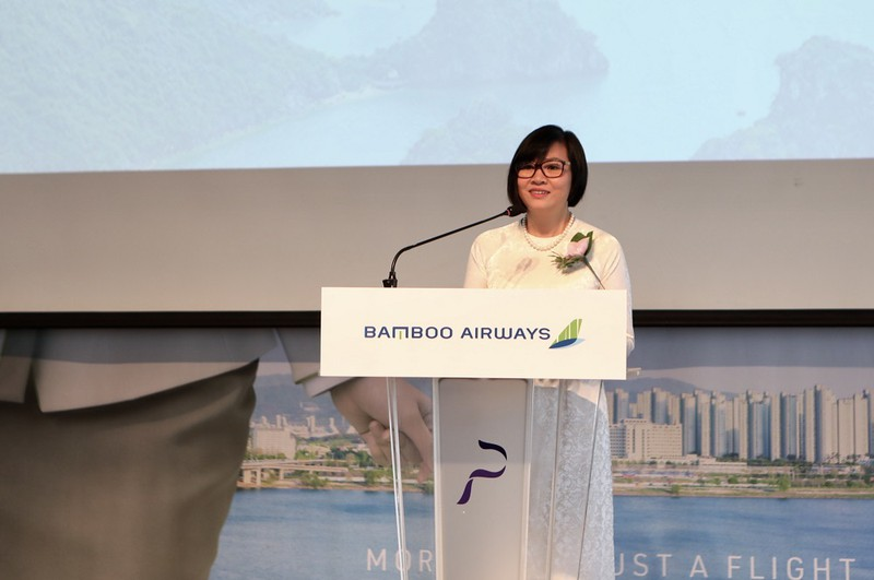 Bamboo Airways chinh thuc ra mat Tong dai ly tai Han Quoc-Hinh-3