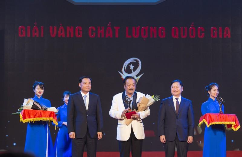 "CEO Tran Qui Thanh: ""Giai Vang Chat luong quoc gia khang dinh dang cap the gioi"""