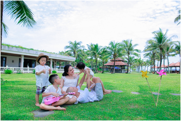 Du lich xa de nha ta them gan cung Ana Mandara Hue Beach Resort  Spa-Hinh-3