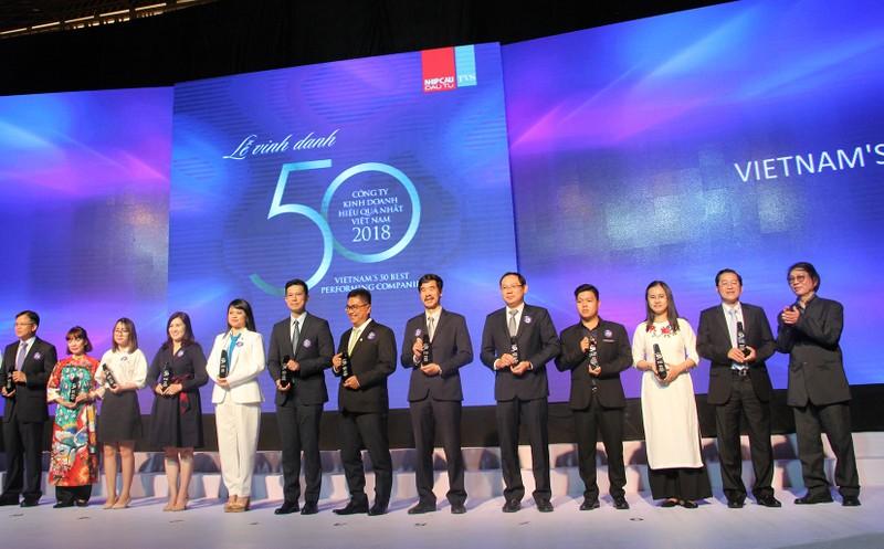 HDBank duy tri trong Top 50 cong ty kinh doanh hieu qua nhat Viet Nam-Hinh-2