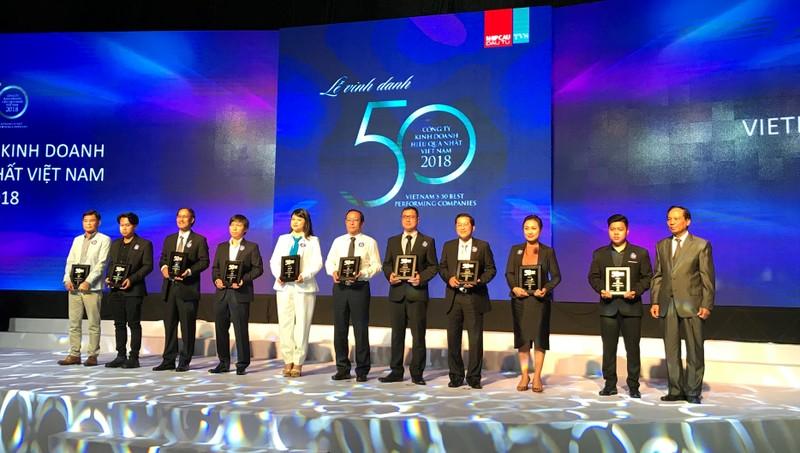HDBank duy tri trong Top 50 cong ty kinh doanh hieu qua nhat Viet Nam-Hinh-4