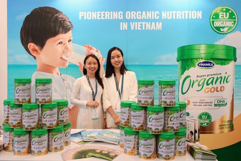 Vinamilk gioi thieu xu huong organic tai Hoi nghi Sua toan cau 2019-Hinh-7