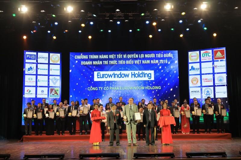 Eurowindow Holding - Thuong hieu cua cac du an BDS dang cap