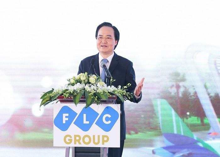 Tap doan FLC khoi cong Do thi Dai hoc quy mo hon 700 ha tai Quang Ninh-Hinh-4