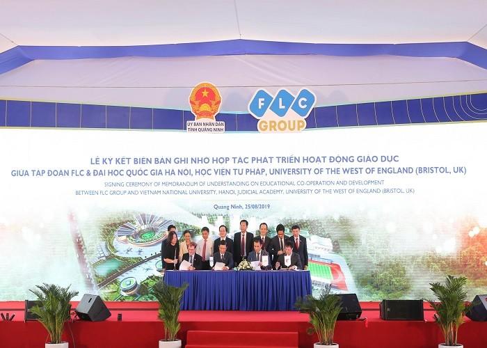 Tap doan FLC khoi cong Do thi Dai hoc quy mo hon 700 ha tai Quang Ninh-Hinh-7